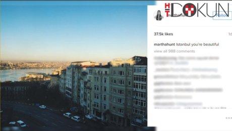 'İstanbul, çok güzelsin!'