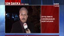 Mustafa Şentop Habertürk ekranlarında Anayasa Değişikliği teklifinin ayrıntılarını anlattı
