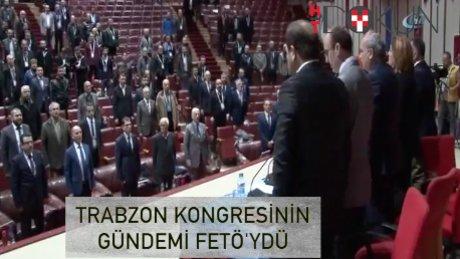 Trabzonspor Genel Kurulu'na FETÖ damga vurdu