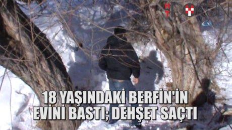 Berfin'i kaçırıp, ormanlık alanda öldürdü