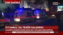 İstanbul'da bombalı terör saldırısı