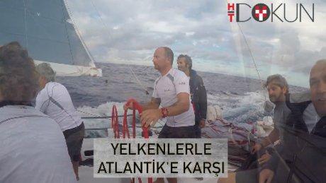 Türk Ekibi Atlantik'i 20 günde geçti
