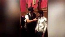 PKK yandaşlarından İngiliz parlamentosunda taşkınlık