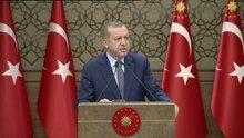 Cumhurbaşkanı Erdoğan: Terör örgütlerine karşı milli seferberlik ilan ediyorum