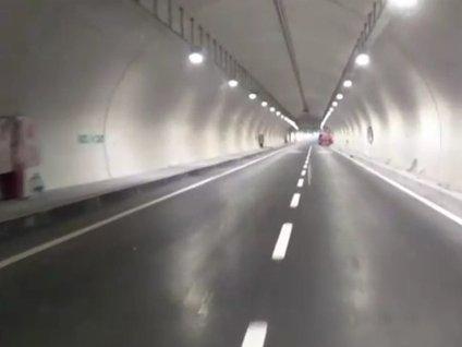 Avrasya Tüneli'nden Son Görüntüler