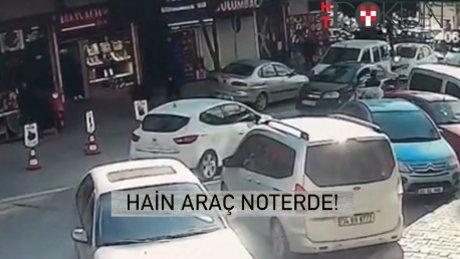 Hain araç noterde!