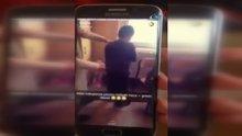 Engelli öğrencisine sprey sıktı, sosyal medyada tepki topladı