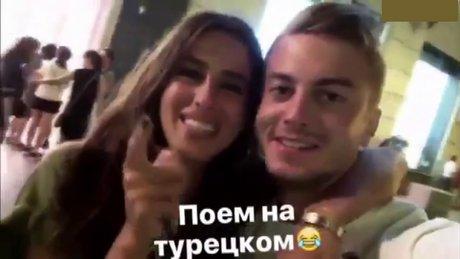 Miranda Shelia Türkçe'ye merak sardı!