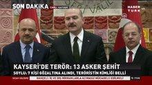 İçişleri Bakanı Süleyman Soylu: Teröristin kimliği belli oldu
