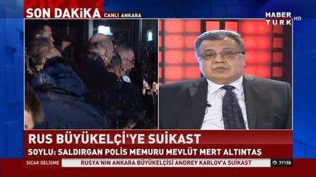 İçişleri Bakanı Süleyman Soylu, saldırganın kimliğini açıkladı
