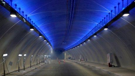 """""""Avrasya Tüneli"""" açılıyor"""