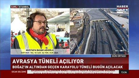 Avrasya Tüneli depreme dayanıklı mı?