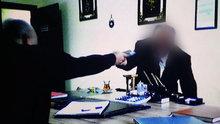 Başmüfettişe rüşvet alırken suçüstü!