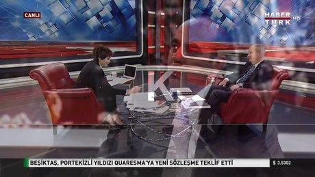 Eski Genelkurmay Başkanı İlker Başbuğ Habertürk TV'deydi - 5.Kısım