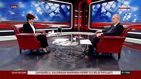 Eski Genelkurmay Başkanı İlker Başbuğ Habertürk TV'deydi - 2.Kısım