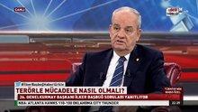 Eski Genelkurmay Başkanı İlker Başbuğ Habertürk TV'deydi - 3.Kısım