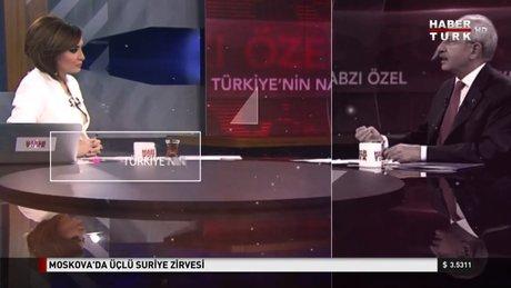 Eski Genelkurmay Başkanı İlker Başbuğ Habertürk TV'deydi - 4.Kısım