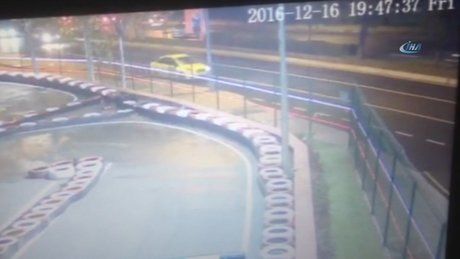 Dilge'yi öldüren taksi mobese kamerasında