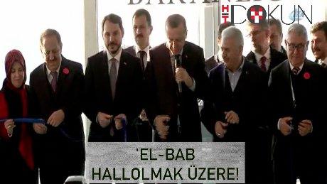 "Erdoğan: ""El-Bab neredeyse hallolmak üzere"""