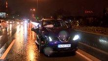 Esenler'de trafik kazası: 1 ölü