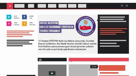 Sosyal medya alanındaki çalışmalarda 1656 kişi tutuklandı