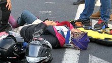 Ayvansaray'da trafik kazası meydana geldi