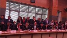 Anayasa Komisyonu'nda tartışma çıktı