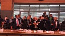 TBMM Anayasa Komisyonunda tartışma çıktı