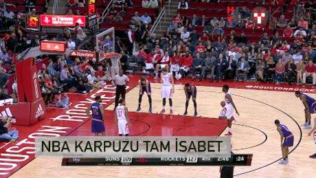 NBA'de karpuz stili geri döndü!