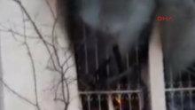 Evlendirilmemesine kızıp, evi ateşe verdi