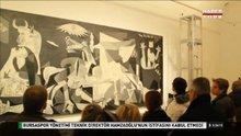 Savaşın tabloları yan yana!