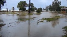 Mersin'de baba kız sel sularına kapıldı