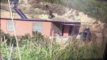 PKK'lı terörist bağ evinde böyle yakalandı