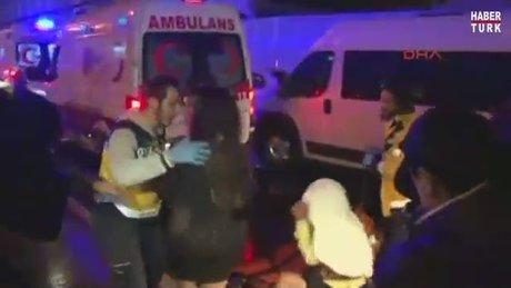 Reina'ya silahlı saldırı: ilk açıklamalara göre 35 kişi hayatını kaybetti, 40 yaralı var