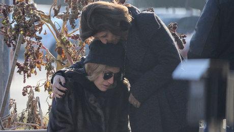 Saldırıda ölen Lübnanlı bankacının eşi, Adli Tıp Kurumu'na geldi