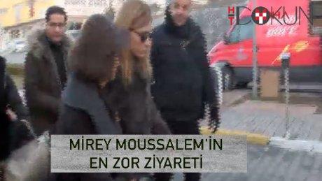 Terör kurbanı Lübnanlı eşini son kez görmek istedi