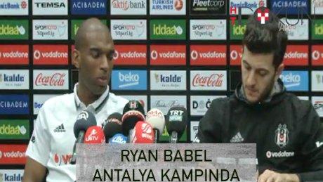 """Babel: """"Beşiktaş değerli ve önemli bir kulüp"""""""