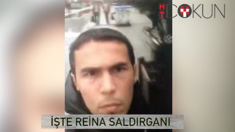 Reina teröristinin en net görüntüsü! Selfie videosu