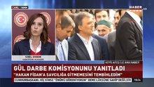 Abdullah Gül Komisyona yanıt verdi