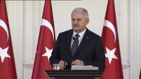 Başbakan Yıldırım: ''Esnafa, sicil affı getiriyoruz''