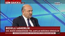 Milli Savunma Bakanı Fikri Işık HABERTÜRK TV'de