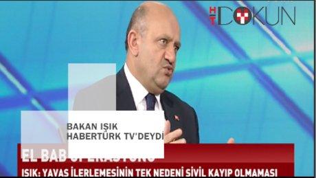 Fikri Işık Habertürk TV'deydi