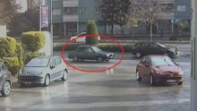 Terör saldırısı öncesi bomba yüklü araç böyle görüntülendi