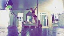 Kate Hudson direk dansı yaptı