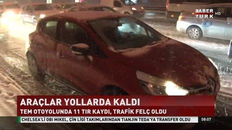 İstanbul kara teslim!