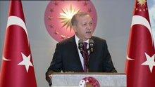 Cumhurbaşkanı Recep Tayyip Erdoğan, kaymakamlara seslendi