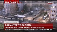 Gaziantep Emniyet Müdürlüğü önünde silah sesleri