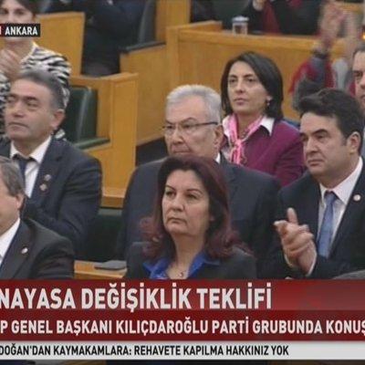 Kılıçdaroğlu: Deniz Baykal tarihe geçecek konuşma yaptı