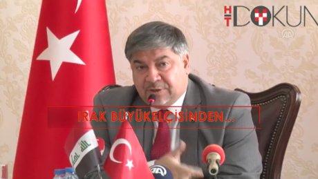 Irak Ankara Büyükelçisi Ankara'da konuştu