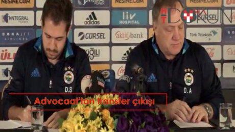 """Advocaat: """"Mehmet Ekici'ye ihtiyacım var"""""""